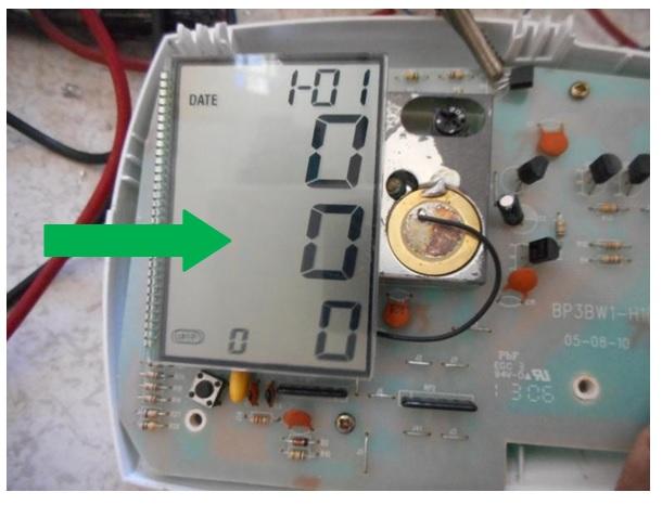 blood pressure monitor repair