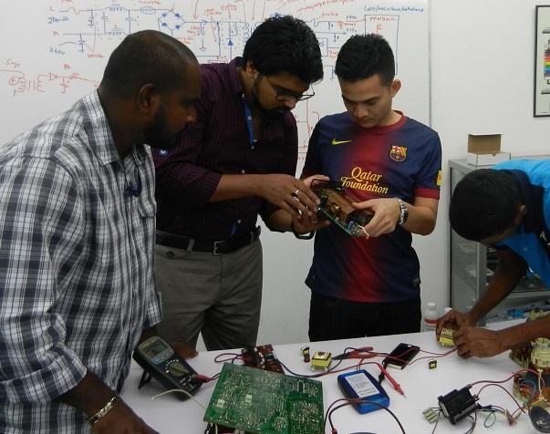 cara membaiki elektronik