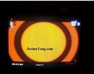 crt tv self testing