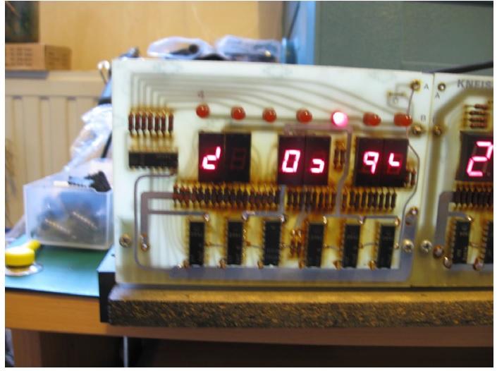 fix time pulse machine