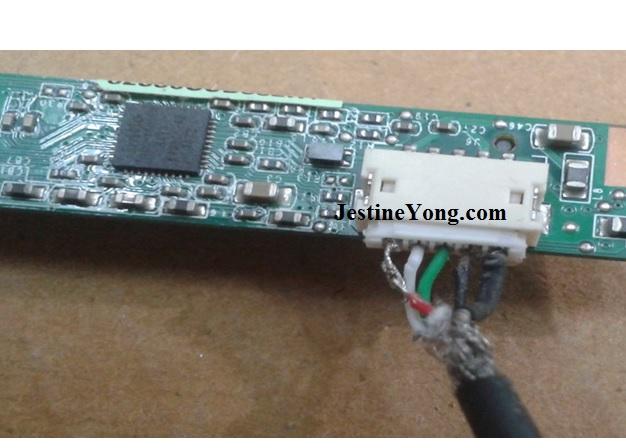 hard disk cable repair