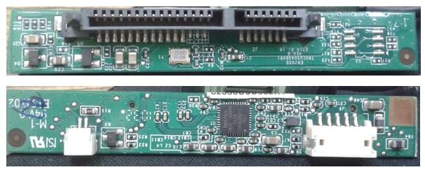 hard disk circuit board
