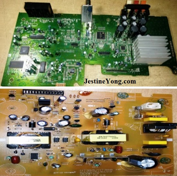how to fix lg dvd player