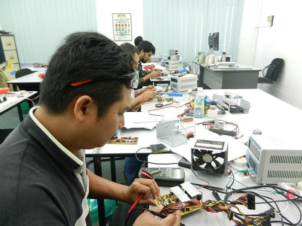how to repair atx power supplies
