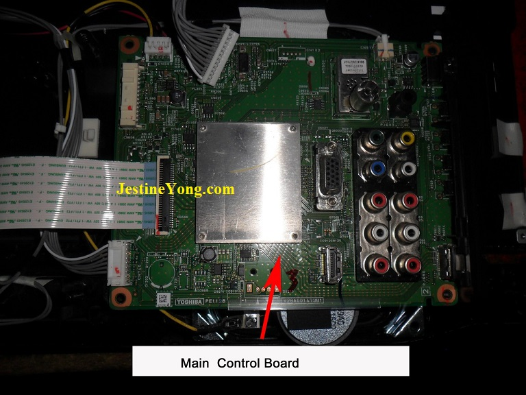 led tv mainboard repair