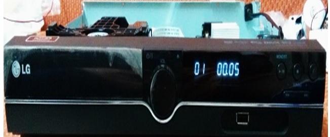 lg dvd player repair cannot read disk