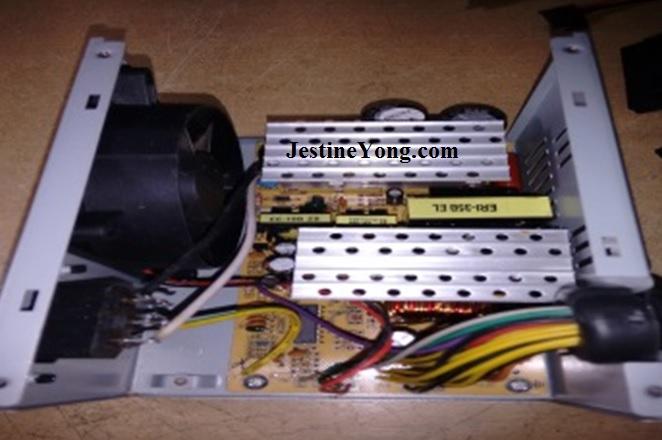 no power in power supply repair