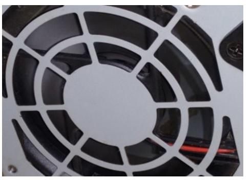 power supply fan repair
