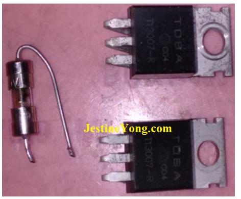 power supply transistor