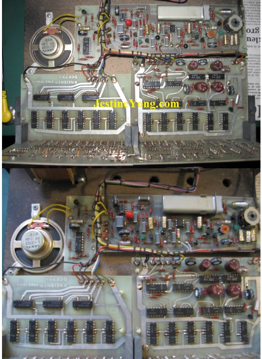 time pulse circuit board