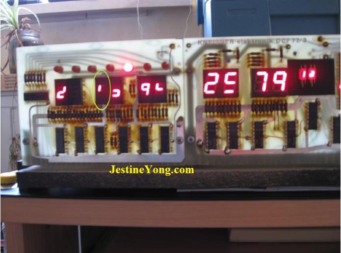 time pulse machine repair
