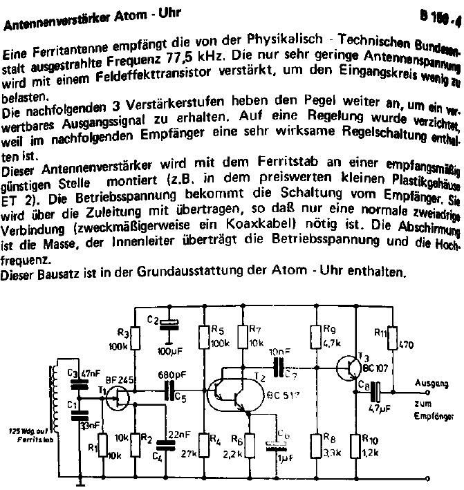 time pulse receiver repair