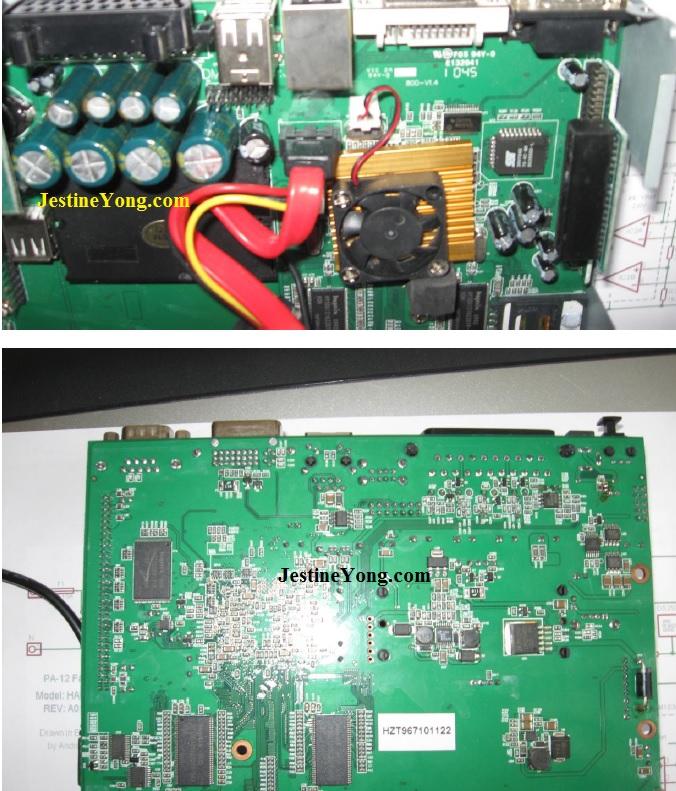 dreambox 800 repair