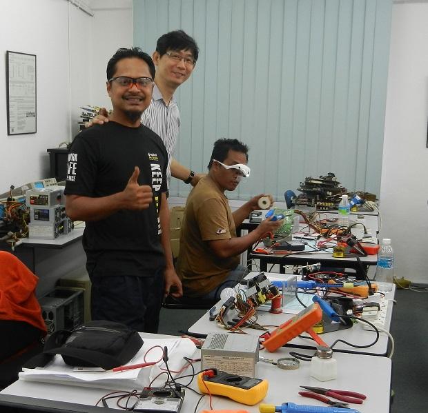 elektronik kursus