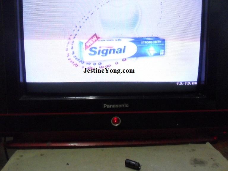 how to fix crt tv one horizontal line