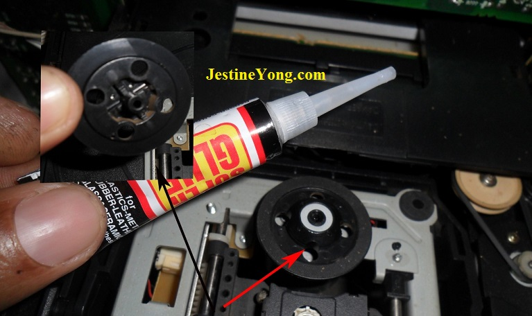 how to fix dvd player
