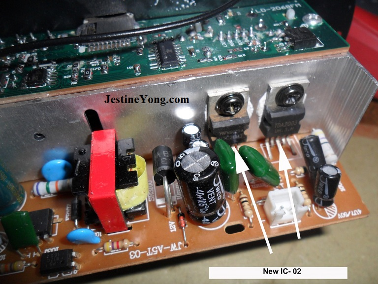how to fix mini usb subwoofer