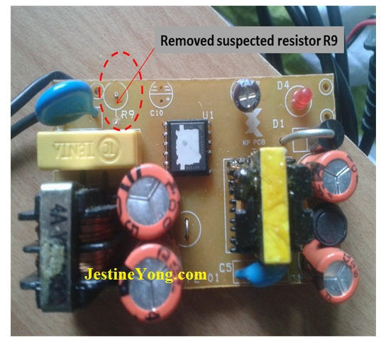 power adapter repair