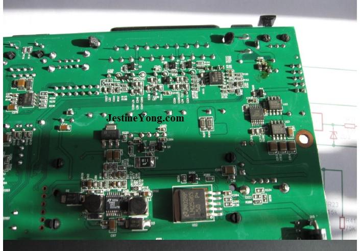 pvr 800 dreambox repair