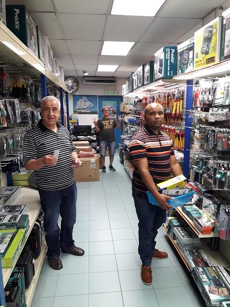 pasar road electronics