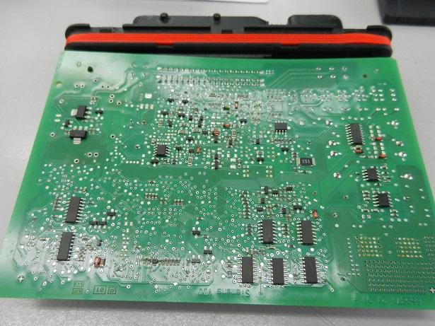 car ecu circuit board repair