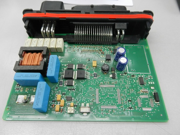 car ecu circuit board