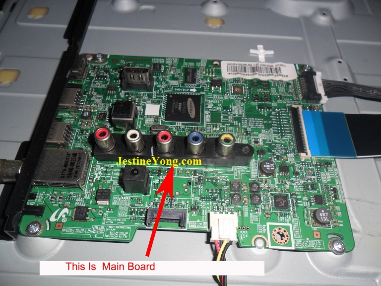 fix led tv