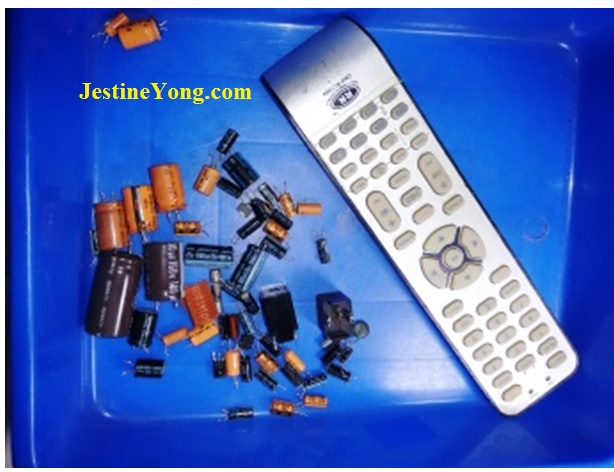 fixing crt television