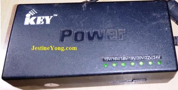 power adapter fix