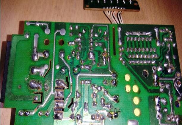 repair power adapter