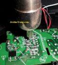 repairing no power in philip dvd player