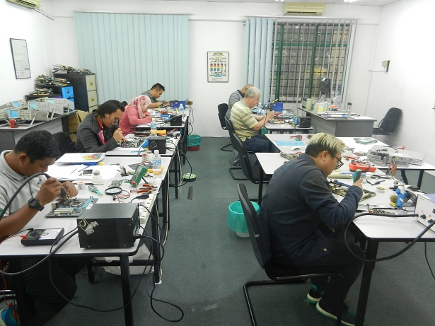 smd repairing class