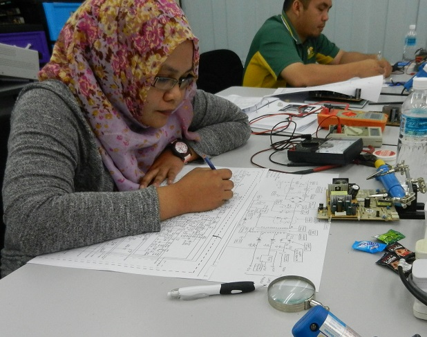smps repair course