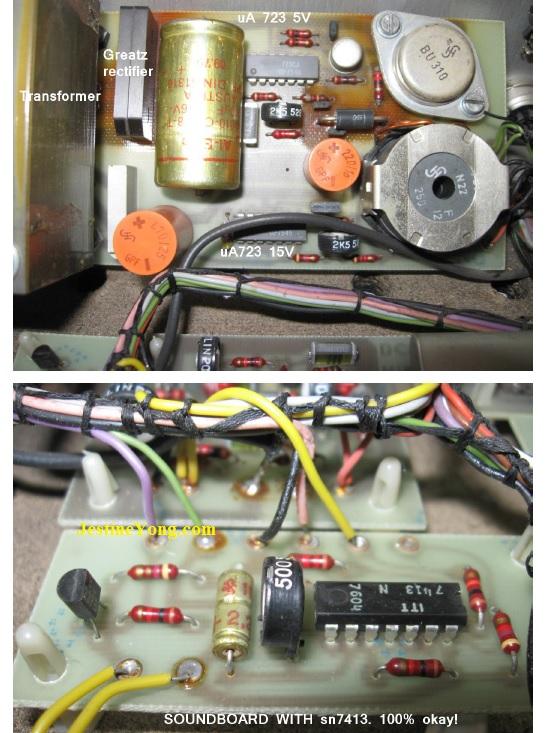 Exachron time pulse receiver repair