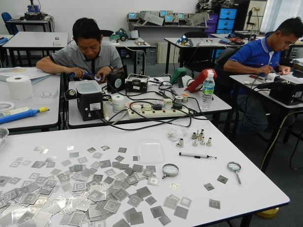 bga repair courses