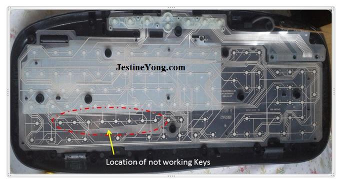 how to repair keyboard