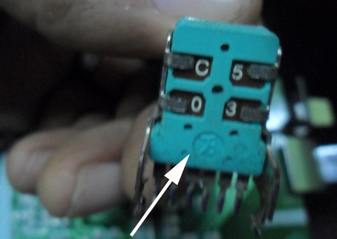 how to fix panasonic rx-vt80