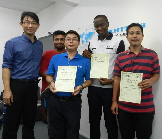 kursus elektronik membaiki malaysia
