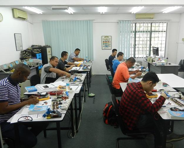 repairing class