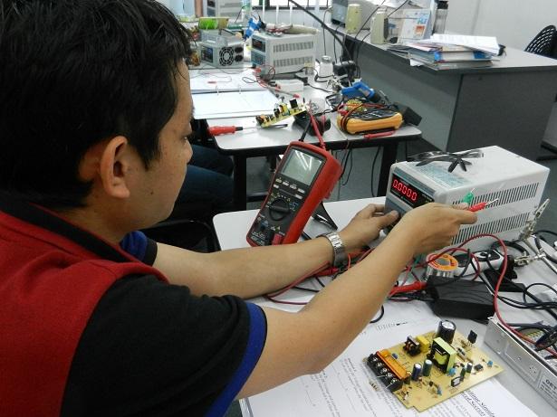 repairing power supplies course