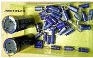 replace capacitors