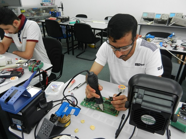 smd ic repair course