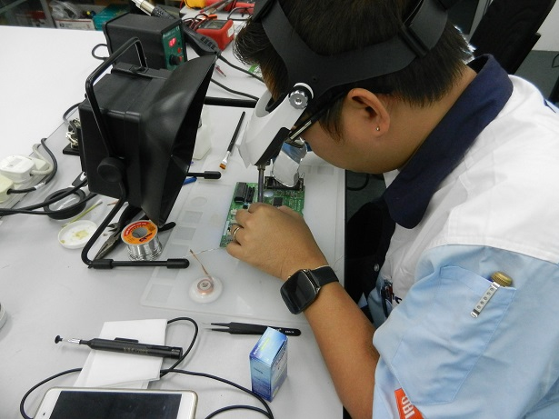 smd soldering course