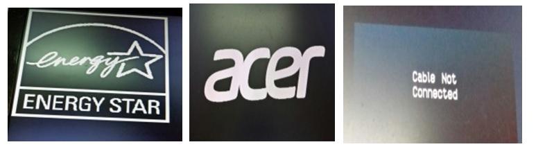 acer monitor repairs