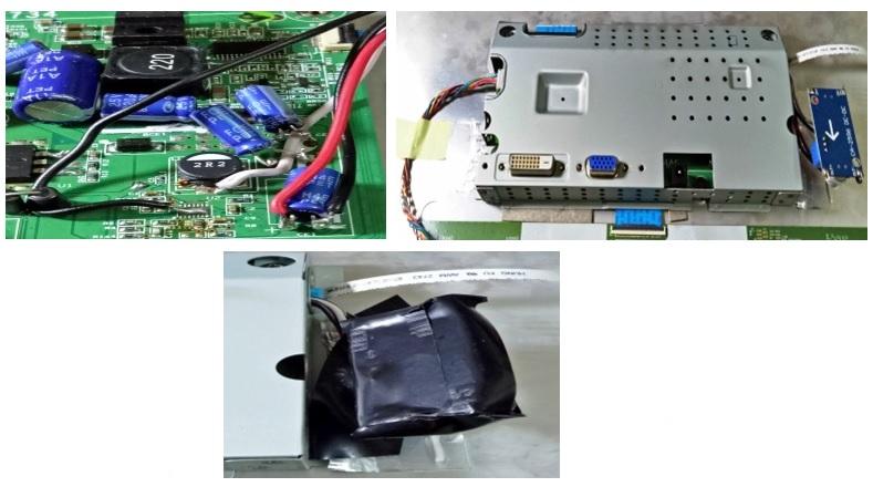 acer lcd monitor repairing