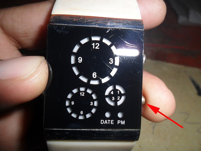 LED WATCH REPAIR