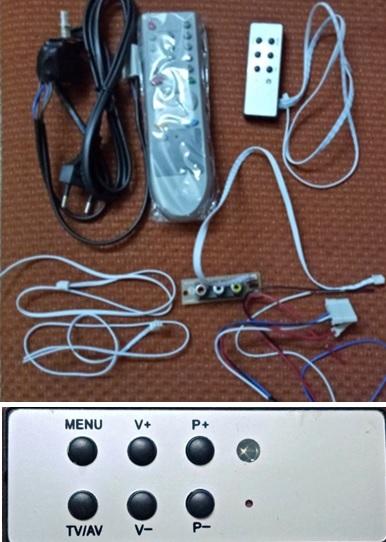 crt tv repair kit china