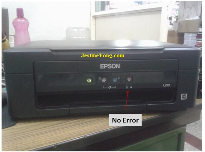 epson printer encoder strip problem