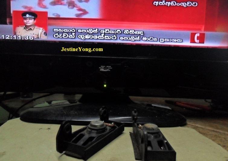 fix led tv no sound