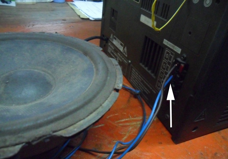 how to fix no sound in hi fi